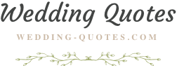 Wedding Quotes Logo